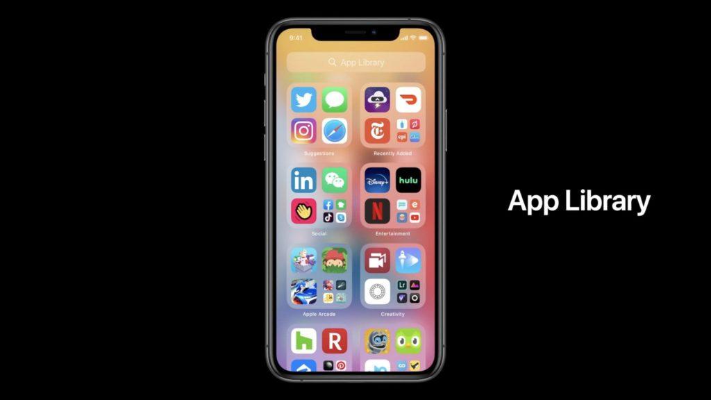 App library iOS14