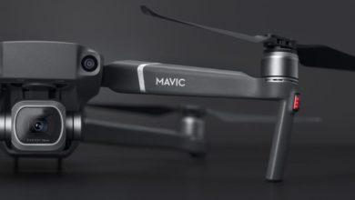 Photo of DJI New Mavic Air 2 48MP camera and OccuSync 2.0 with a flight time 34Min Max