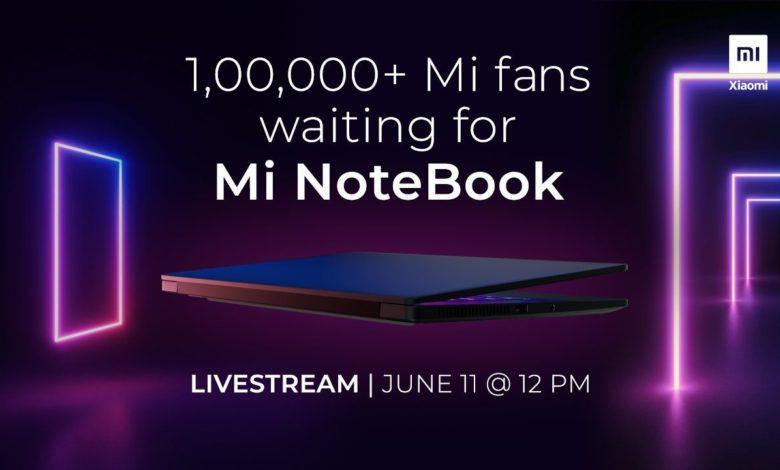 Mi notebook pro 15 (2020)
