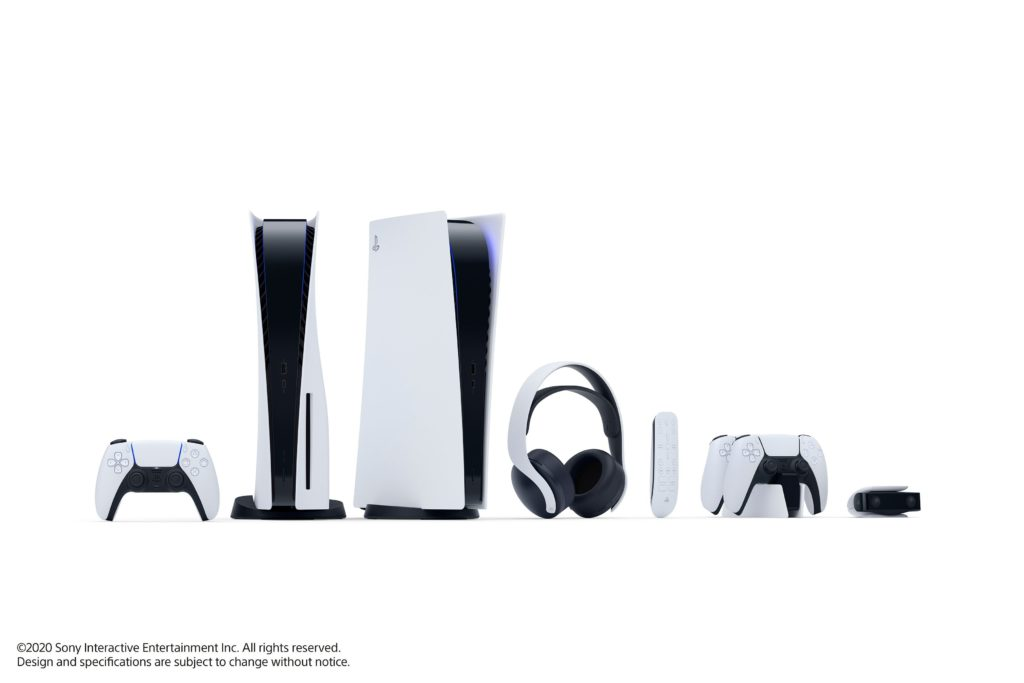 PlayStation5 accessories