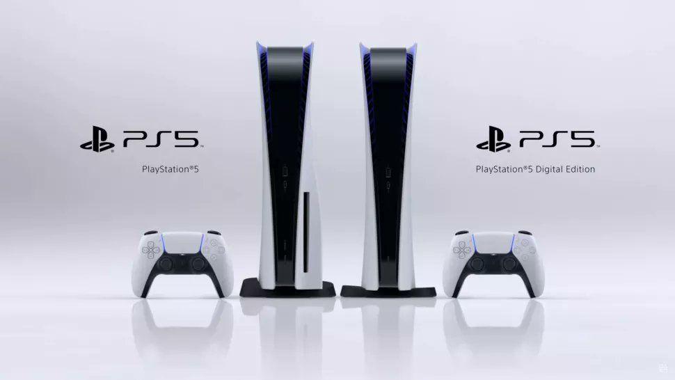 PlayStation5 digital edition