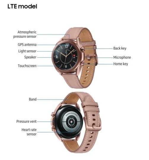 galaxy watch 3 LTE