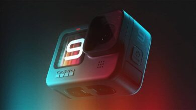 Photo of GoPro Hero9 Black 5k Recording and Dual Screen
