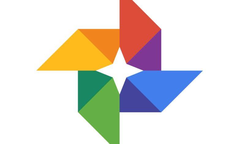 Google Photo Logo