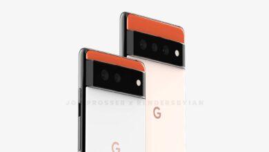 Photo of Google Pixel 6, Pixel 6 Pro design renders leaked