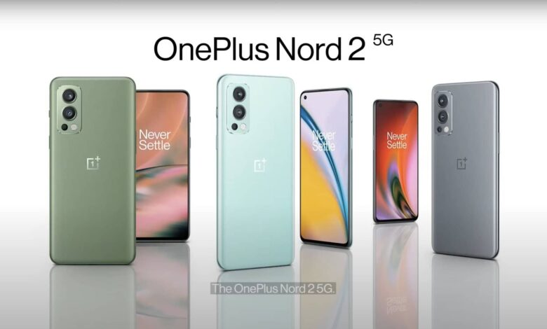 OnPlus Nord 2 5G