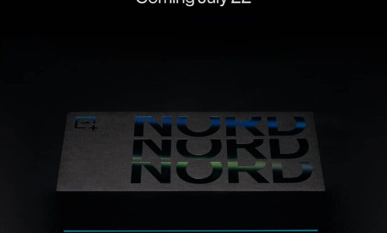 OnePlus Nord 2 5G coming soon