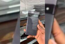 Photo of Google Pixel 6 Pro Video Leaked